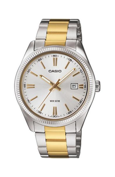 Casio MTP1302SG-7A Silver/Gold