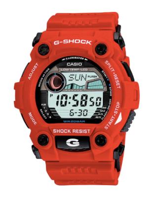 G-Shock G-7900A-4D Red