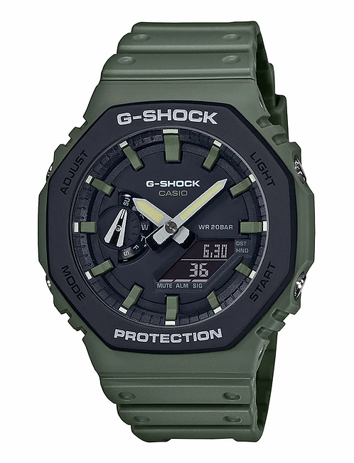 G-Shock Carbon Core GA-2110SU-3A Khaki