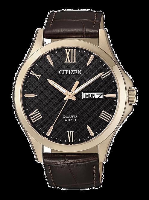 Citizen BF2023-01H Rose Gold/Brown/Black