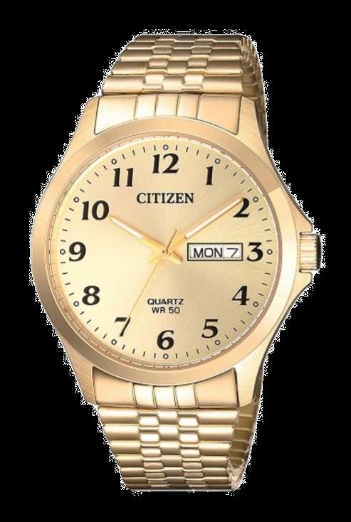 Citizen BF5002-99P Gold