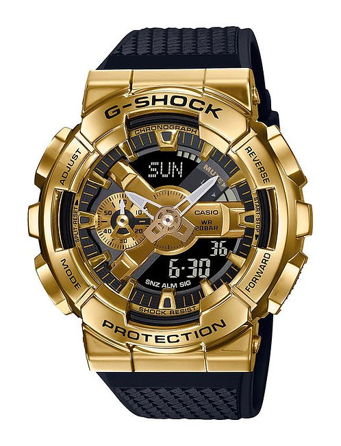 G-Shock GM-110G-1A9 Gold/Black