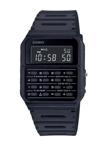 Casio CA-53WF-1B Black/Black