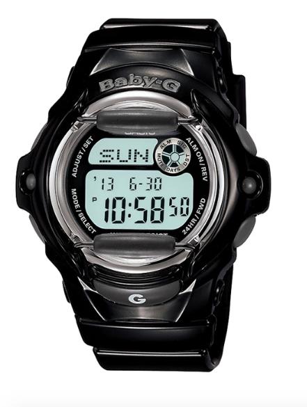 Baby-G BG-169R-1 Black