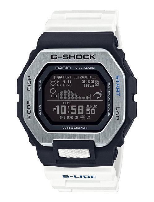 G-Shock G-Lide GBX-100-7D Black/White