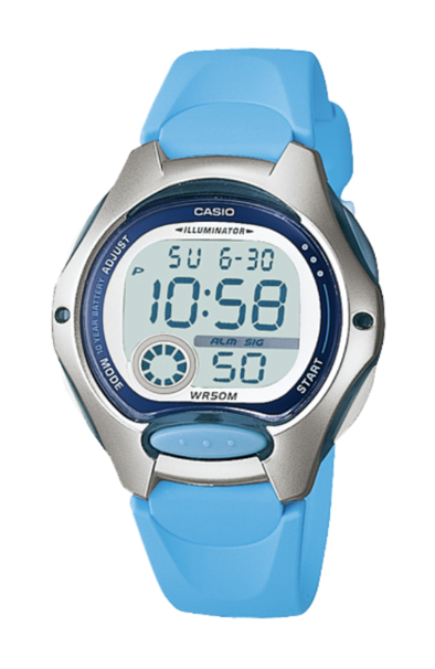 Casio LW200-2B Light Blue