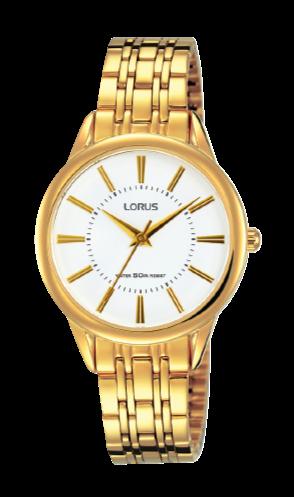 Lorus RG202NX-9 Gold/White