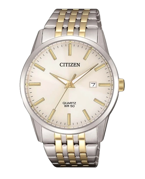 Citizen BI5006-81P Two Tone/White
