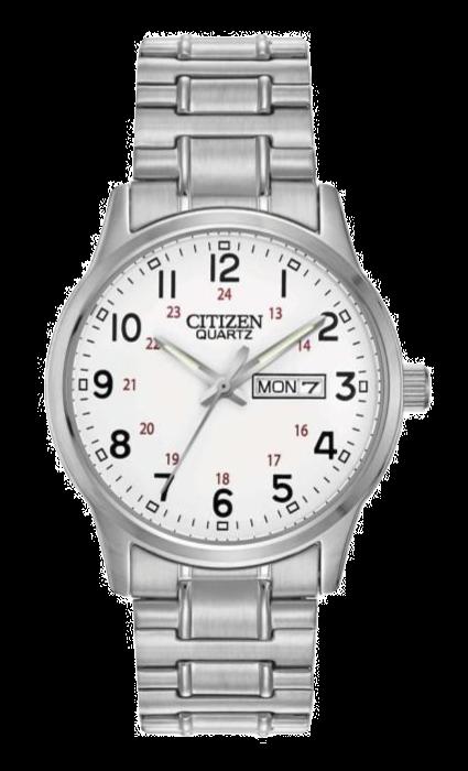 Citizen BF0610-91A Silver/White