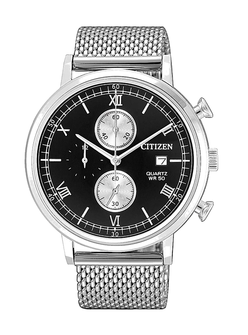 Citizen AN3610-80E Silver/Black