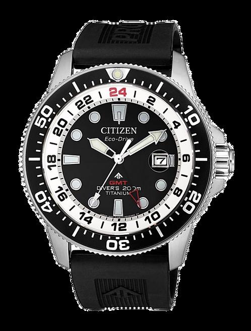 Citizen Promaster Diver's BJ7110-11E Silver/Black