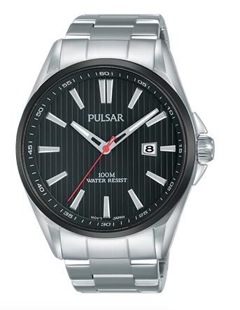 Pulsar PS9605X Silver/Black