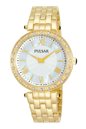 Pulsar PM2106X Gold/White