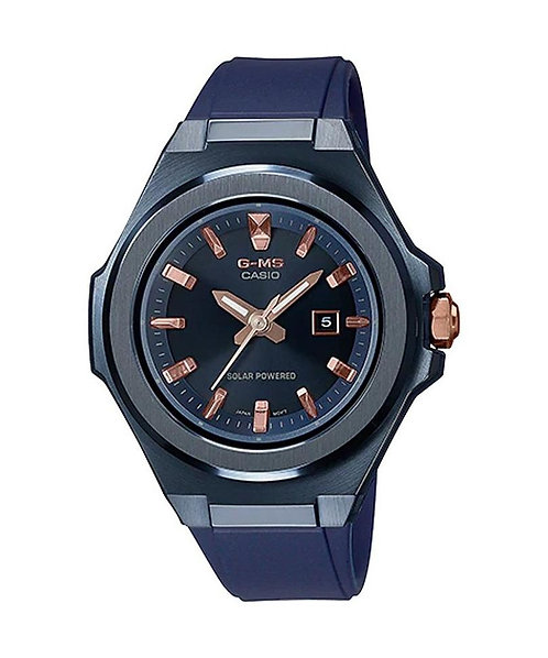 Baby-G G-MS MSG-S500G-2A2 Navy Blue