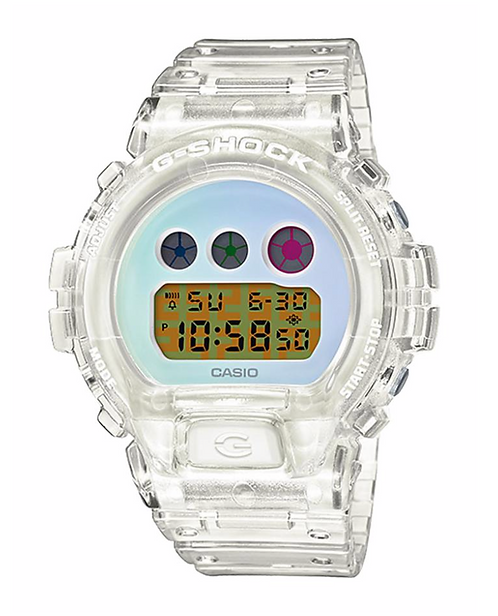 G-Shock DW-6900SP-7 Clear
