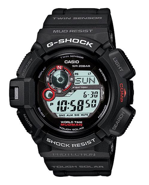 G-Shock Mudman G9300-1 Black