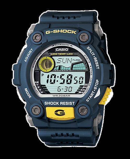 G-Shock Tide Graph G-7900-2D Blue