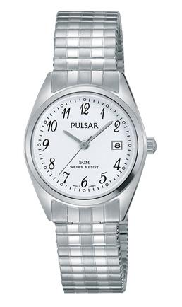Pulsar PH7443X Silver/White