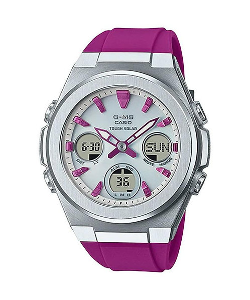 Baby-G G-MS MSG-S600G-4A Silver/Purple
