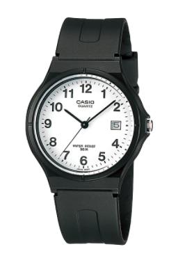 Casio MW-59-7B White/Black