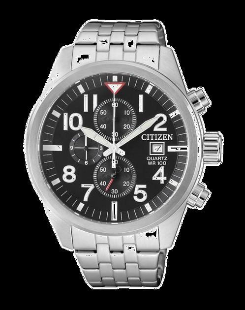 Citizen AN3620-51E Silver/Black