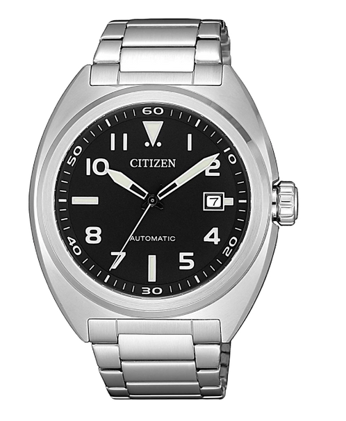 Citizen NJ0100-89E Silver/Black