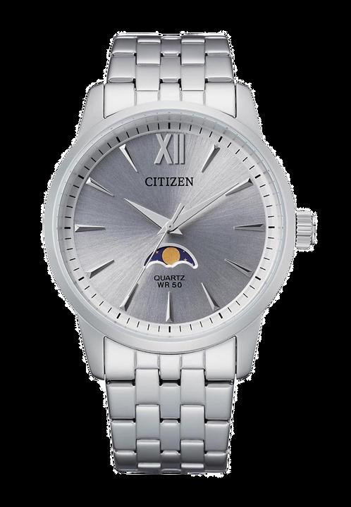 Citizen AK5000-54A Silver