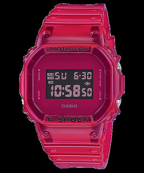 G-Shock DW5600SB-4 Jelly Red