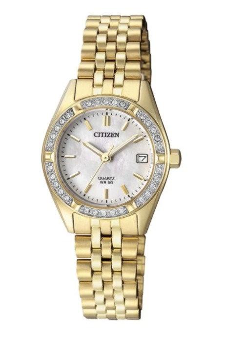 Citizen EU6062-50D Gold/Mother of Pearl