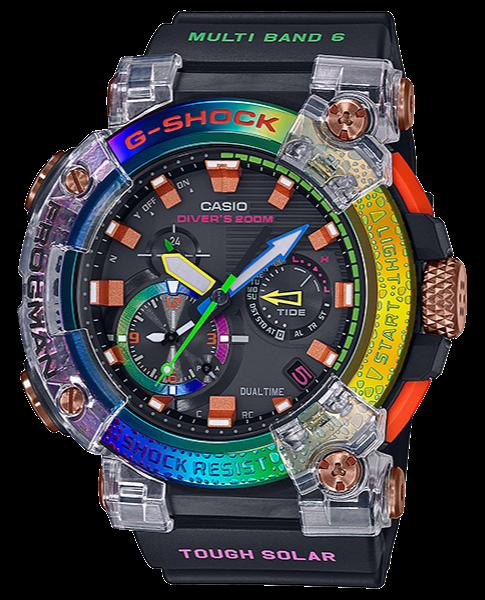G-Shock GWF-A1000BRT-1ADR Rainbow Frogman
