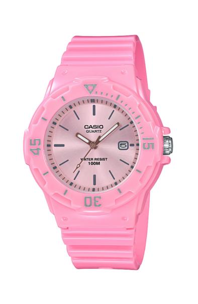Casio LRW200H-4E4 Pink