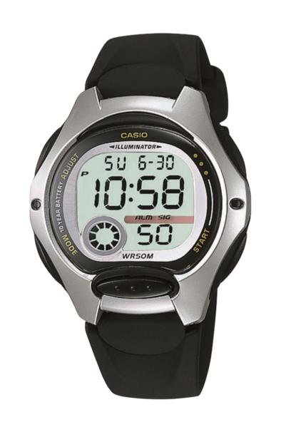 Casio LW200-1 Black