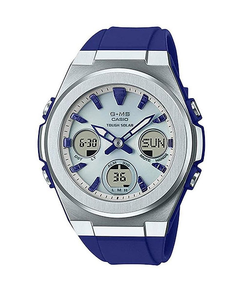Baby-G G-MS MSG-S600G-2A Silver/Blue