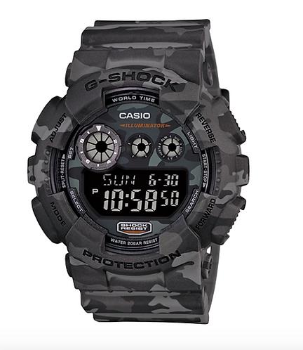 G-Shock GD-120CM-8D Grey