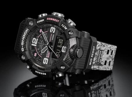 Burton x G-Shock Mudmaster Limited Edition Collaboration GG-B100BTN-1A