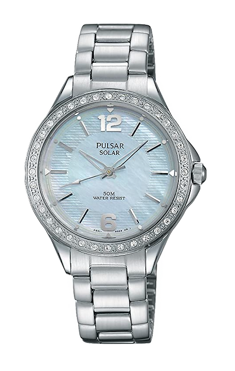 Pulsar PY5009 Silver/Mother Of Pearl
