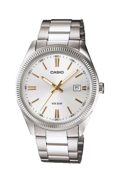 Casio MTP1302D-7A2 Silver
