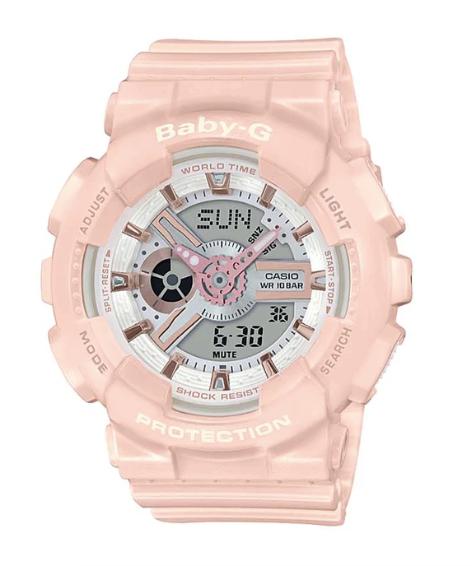 Baby-G BA-110RG-4A Pink/Rose Gold
