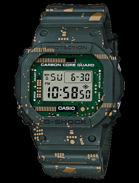 CALL TO PRE-ORDER G-Shock DWE-5600CC-3DR Circuit Board