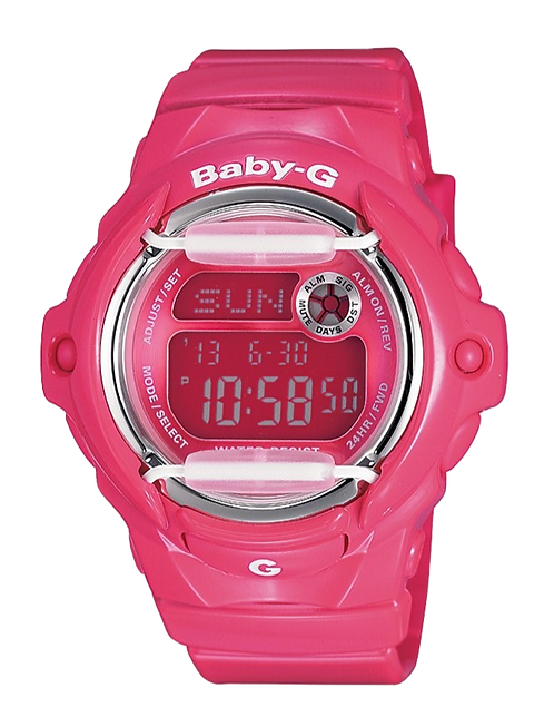 Baby-G Classic BG-169R-4B Pink