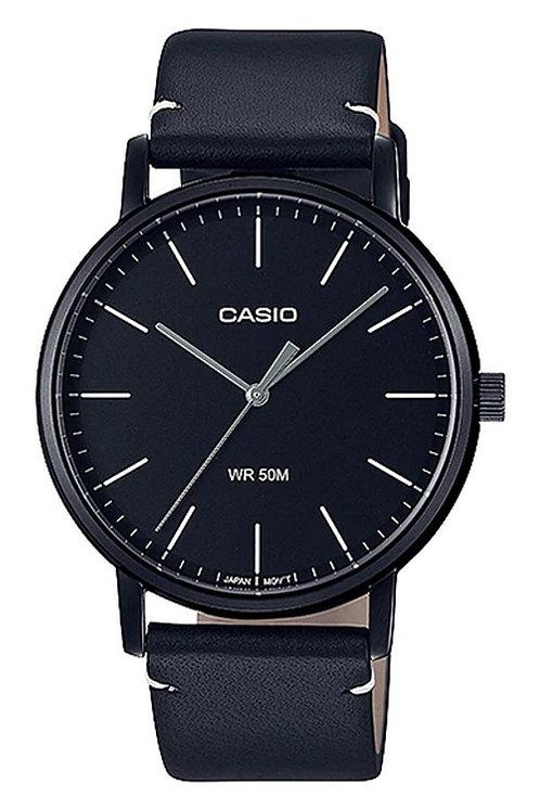 Casio MTP-E171BL-1E Black/Black