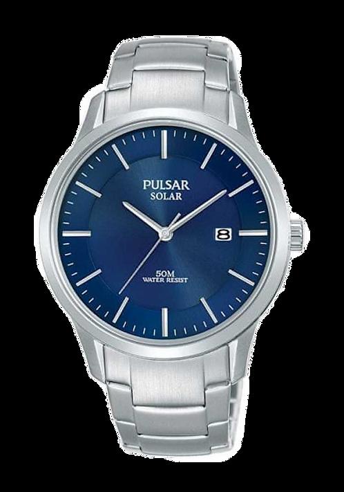 Pulsar PX3159 Silver/Navy