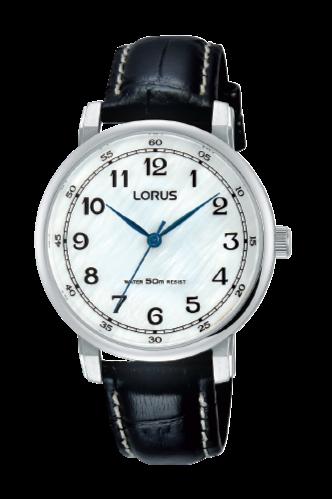 Lorus RG289MX-9 Silver/Black