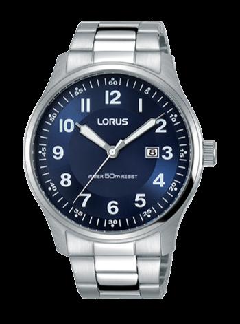 Lorus RH937HX-9 Silver/Navy