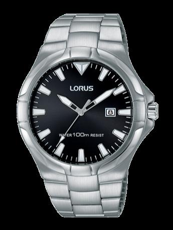 Lorus RH977GX9 Silver/Black