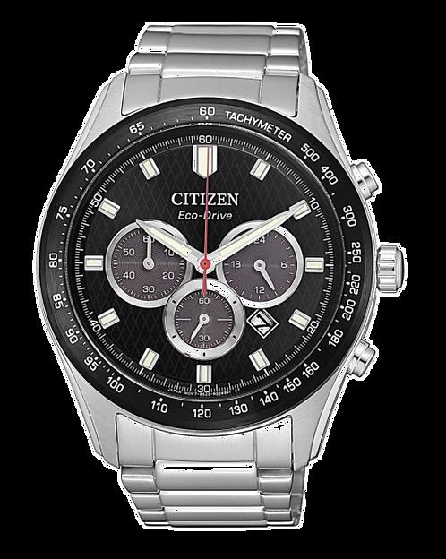 Citizen Eco-Drive CA-4454-89E Silver/Black