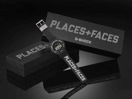 G-Shock x PLACES+FACES collaboration DW6900PF-1D