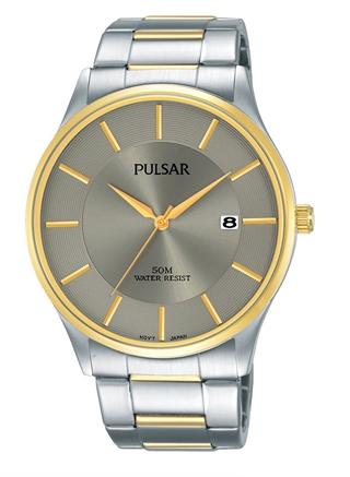 Pulsar PS9544X Silver/Gold/Grey