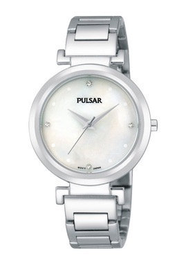 Pulsar PH8085 Silver/Mother Of Pearl