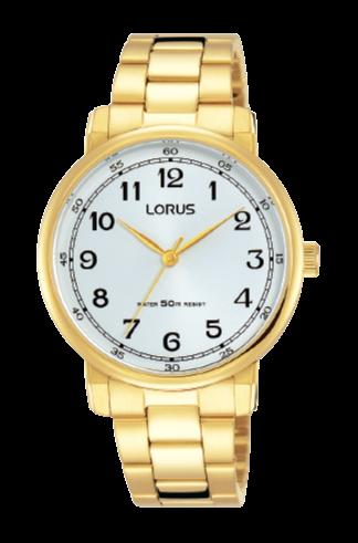 Lorus RG286MX-9 Gold/White